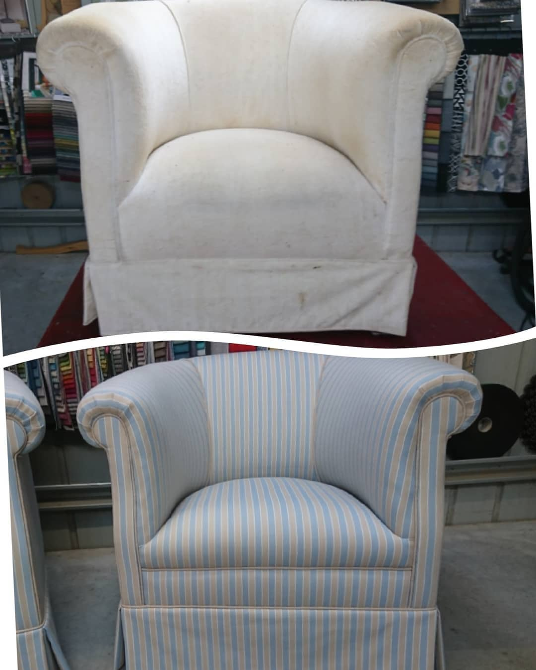 Portfolio Launceston Upholstery